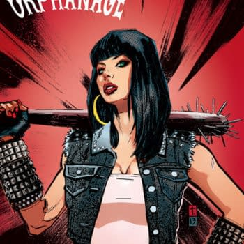 Burn The Orphanage #3 Is An Action Book About The Problems Of Love