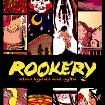 MoCCA Fest Previews: The Anthology Rookery: Urban Legends And Myths By 16 Of SVA's Finest