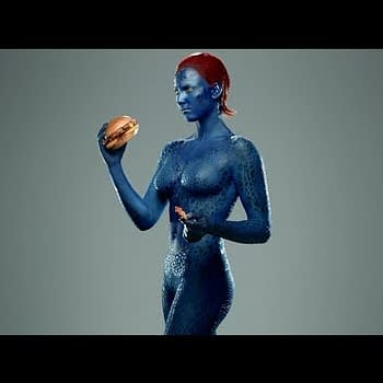 The X-Men And Those Sexist Carls Jr And Hardees Burger Ads