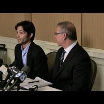 Bryan Singer's Accuser Holds Press Conference – Video (WONDERCON UPDATE)