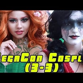 MegaCon 2014 Conumentary: A Cosplay Compilation Video (Part Three)