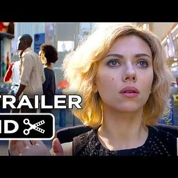 First Trailer For Luc Bessons Lucy Starring Scarlett Johansson