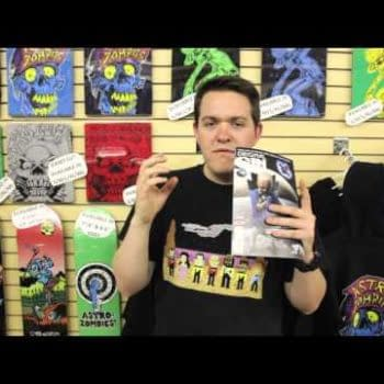 Maxx's Super Awesome Comic Review Show – From Batman Eternal To The 7th Sword