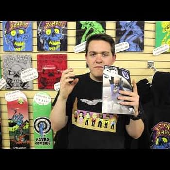 Maxxs Super Awesome Comic Review Show &#8211 From Batman Eternal To The 7th Sword