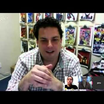 Watch IDWs Dawn Of The Autobots Live Panel With John Barber James Roberts &#038 Mairghread Scott