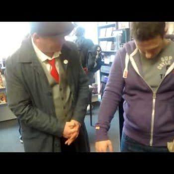 Jonathan Ross And Ian Churchill Hit Banbury (Video, Pics And Report)