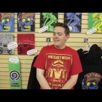 Maxx's Super Awesome Comic Review Show – From Shotgun Wedding To Lumberjanes and Doop
