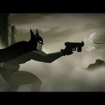 Bruce Timm's Batman: Strange Days Now On-Line