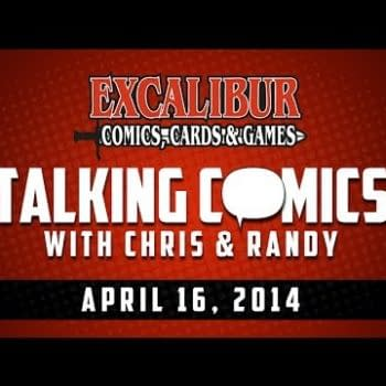 Talking Comics – Discussing This Week's Upcoming Titles From Sinestro To Ultimate FF, Ms. Marvel And More