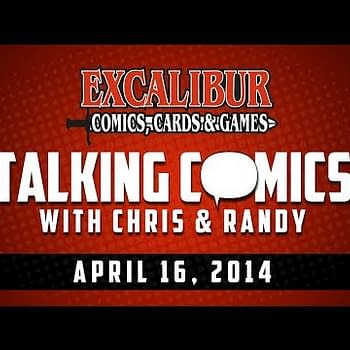 Talking Comics &#8211 Discussing This Weeks Upcoming Titles From Sinestro To Ultimate FF Ms. Marvel And More