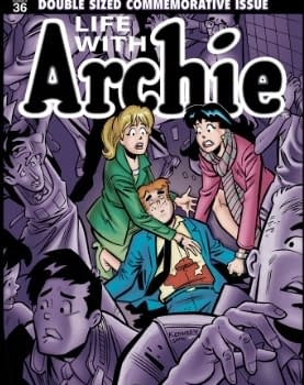 Archie To Be Killed Off&#8230 Against Archie Comics Strict Promise Of 2007
