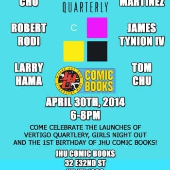 Things To Do In New York This Week If You Like Comics