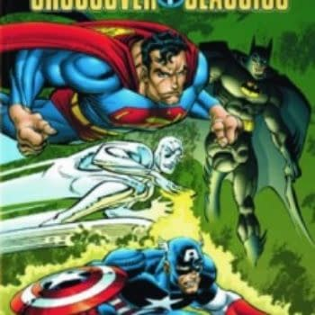 Marvel Amazon Fishing – From Deathlok To Jessica Jones To A DC Crossover Omnibus