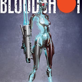 Armor Hunters Branch Out Into New Bloodshot And Harbinger #1s