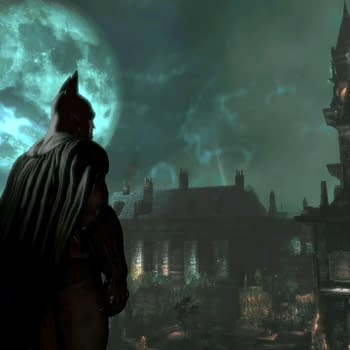 Did You Know Gaming Cover Batman: Arkham Asylum
