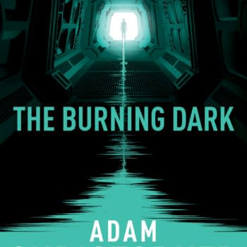 The Burning Dark: Talking With Sci-Fi Author Adam Christopher