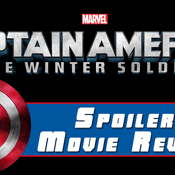 Comics And Cosplay Reviews Captain America: Winter Soldier Part 2 (Spoiler Version)