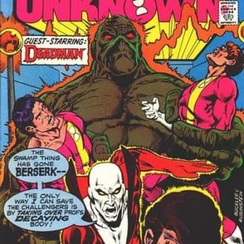 One Challengers Of The Unknown Too Few In Deadman Vol 5?