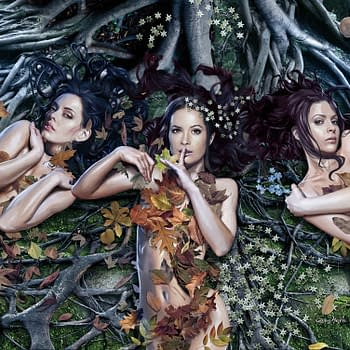 Charmed Comes Back To Comics For Season 10