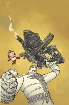 Frank Miller Geof Darrow And David Mack Come To All-New Dark Horse Presents &#8211 C2E2