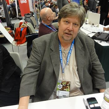ECCC 14: Bill Willingham on the End of Fables