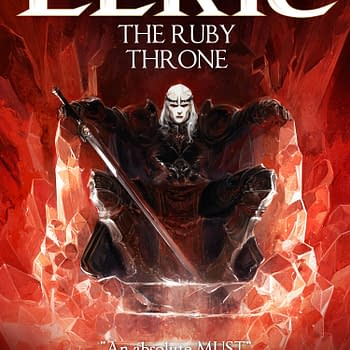 Preview Titans Fantasy and Sci-Fi Fall Offerings &#8211 Elric: The Ruby Throne And Void