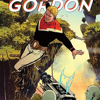 Early Look At Flash Gordon #1 And Magnus: Robot Fighter #2