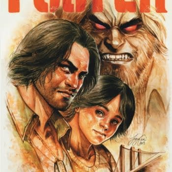 Detective Comics' Brian Buccellato's Creator Owned Graphic Novel, Foster, For July