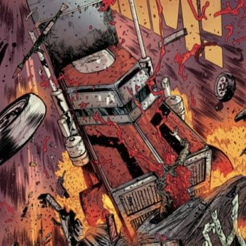 Ghost Fleet, The New Comic From Donny Cates And Daniel Warren Johnson For Dark Horse – C2E2