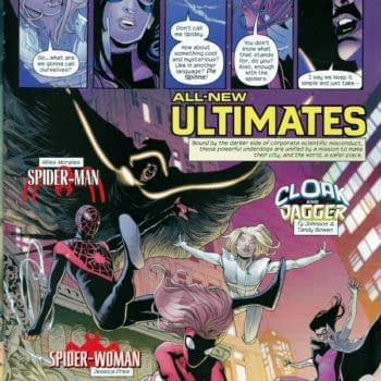 Spider-Woman Is Now The Black Widow…