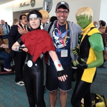 Exploring Comic Con Culture? There's A Book About That – The Bleeding Cool Interview With Matthew J. Smith And Ben Bolling