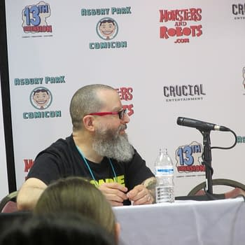 Bleeding Cool Hosts J.H. Williams III Talking Process On Sandman: Overture And His Life In Art At Asbury Park Comic Con – With Full Audio