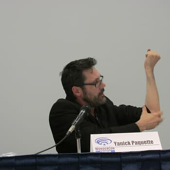 Yanick Paquette At Wondercon: The Lowly Entomologist Makes Good In Comics Collects Crazy Writers