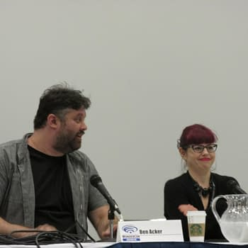 Kelly Sue DeConnick On Her 'Hillbilly Family', Murder, Bitch Planet, And Pretty Deadly At Wondercon