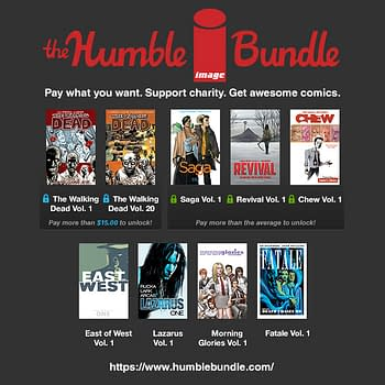 Humble Bundle Launches Pay-What-You-Want Image Comics Bundle