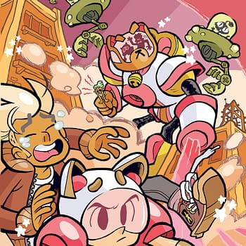 Boom Studios Is Bringing The Boom With Bee And Puppycat #1 Plus Four Different Covers