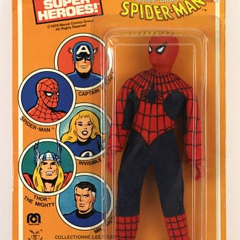Its A Marvel Mego Revival From Diamond Select and EMCE Toys