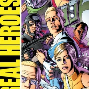 Dave Gibbons And Jock Draw Covers For Bryan Hitch's Real Heroes