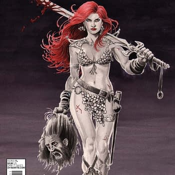 Free On Bleeding Cool &#8211 Red Sonja #1 And #2 By Simone And Geovani