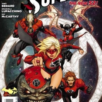 A Look At Supergirl 30 And The Unwritten: Apocalypse #4