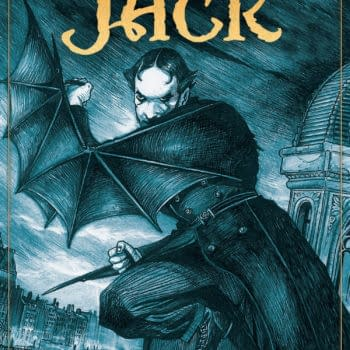 Get Your Steampunk And Horror Previews Of Two New Titan Titles: Springheeled Jack And The Four Horsemen Of The Apocalypse