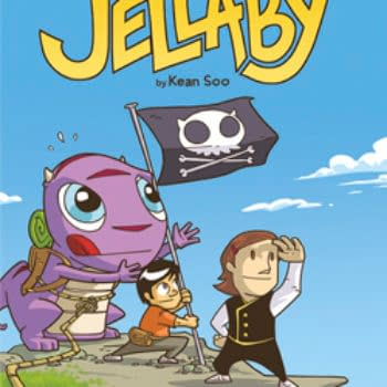 Free Comic Book Day Preview: Top Shelf Kids Club And Jellaby