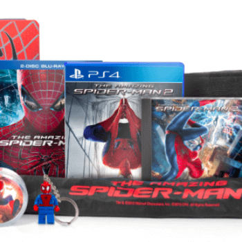Win! An Amazing Spider-Man 2 Prize Pack
