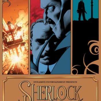 Full Issue – Sherlock Holmes #1 From Dynamite