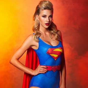 Win A Superman Cape Suit From BlackMilk