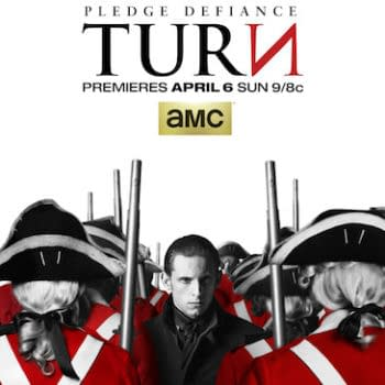 AMC Shifts Gears From Zombies To The American Revolution In Turn
