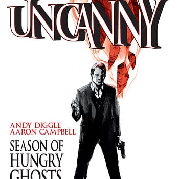 Full First Issue Of Uncanny From Diggle and Campbell