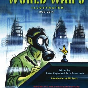World War 3 Illustrated, An 'Open Platform For Protest' Celebrates 35 Years At MoCCA Fest