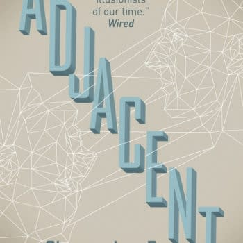 Preview New SF Novel The Adjacent From Titan By Christopher Priest