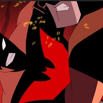 That Batman Beyond/Batman Adventures Short They Just Saw At Wondercon&#8230